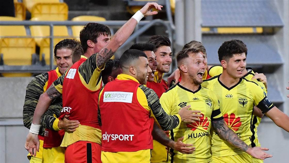 Destroy Jets or bust for Phoenix with no home finals advantage