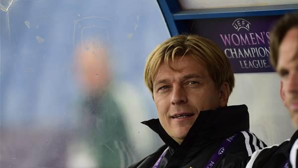 Gustavsson eyes Matildas World Cup triumph