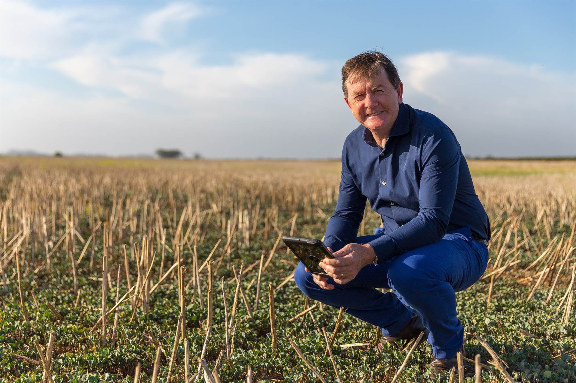CSIRO bets the farm on new AI platform for agriculture analytics