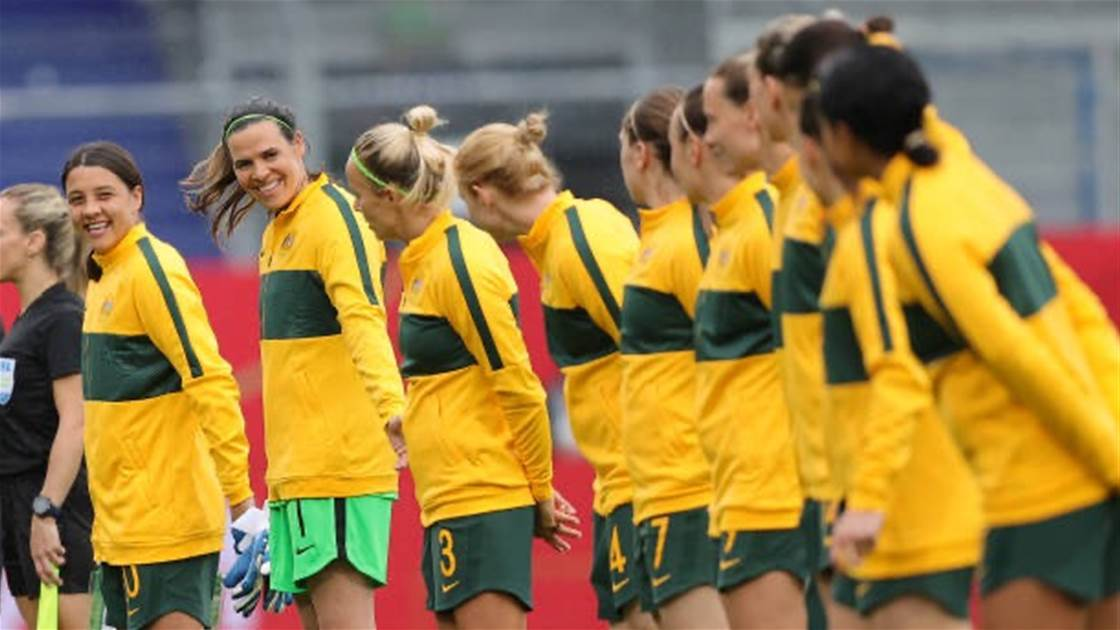 Chosen! Matildas best XI and formation for the Tokyo 2021 Olympic Games