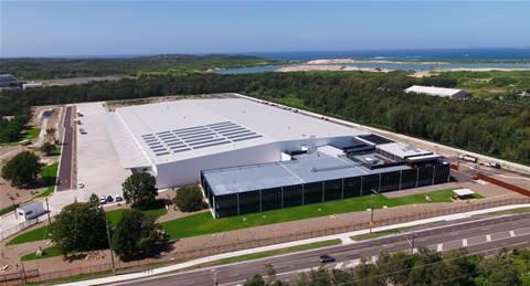 Dicker Data opens new $74M HQ