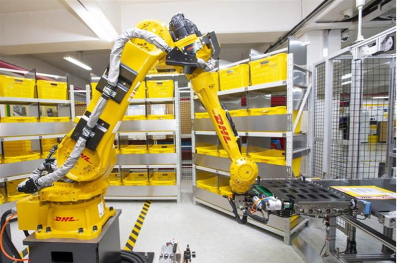 DHL introduces DHLBot to sort parcels up to 40% more efficiently