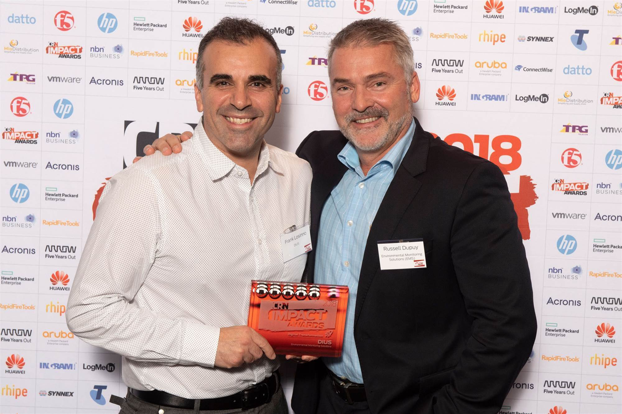 DiUS, Thomas Duryea Logicalis, Outware Mobile and more win at the 2018 CRN Impact Awards