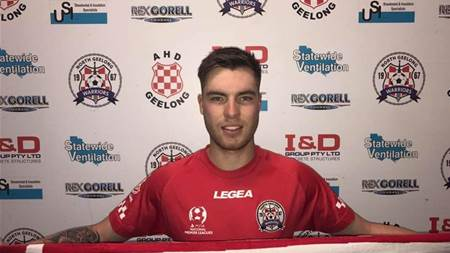 NPL star admits community clubs 'bring a happiness that's hard to express'