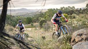 Bec and Dan McConnell to tackle the Otways