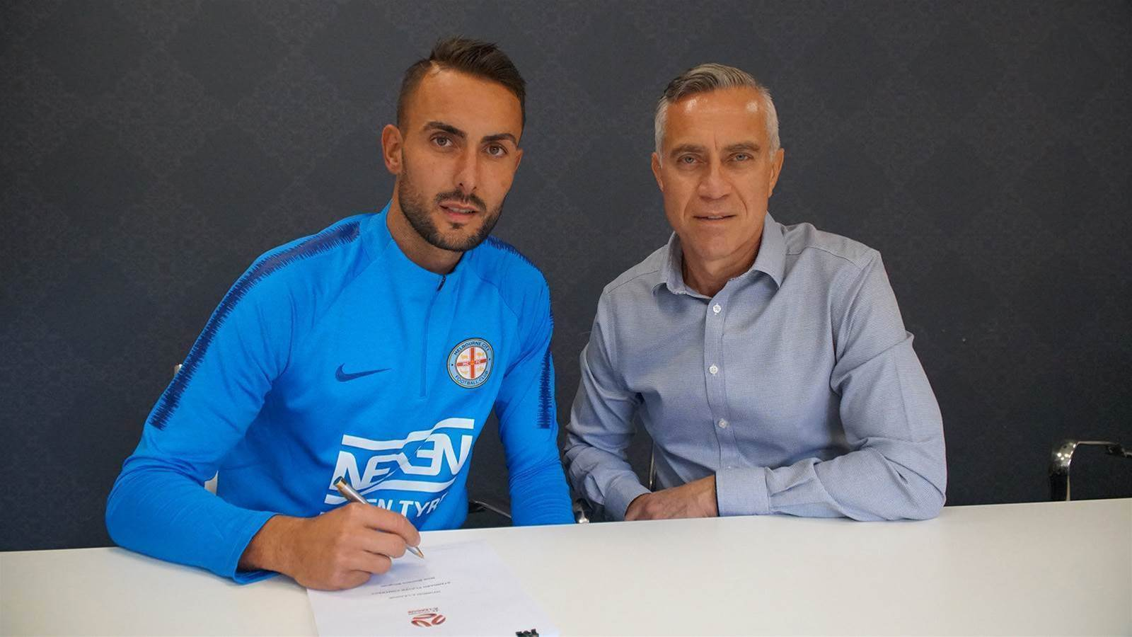 Birighitti back to A-League at City