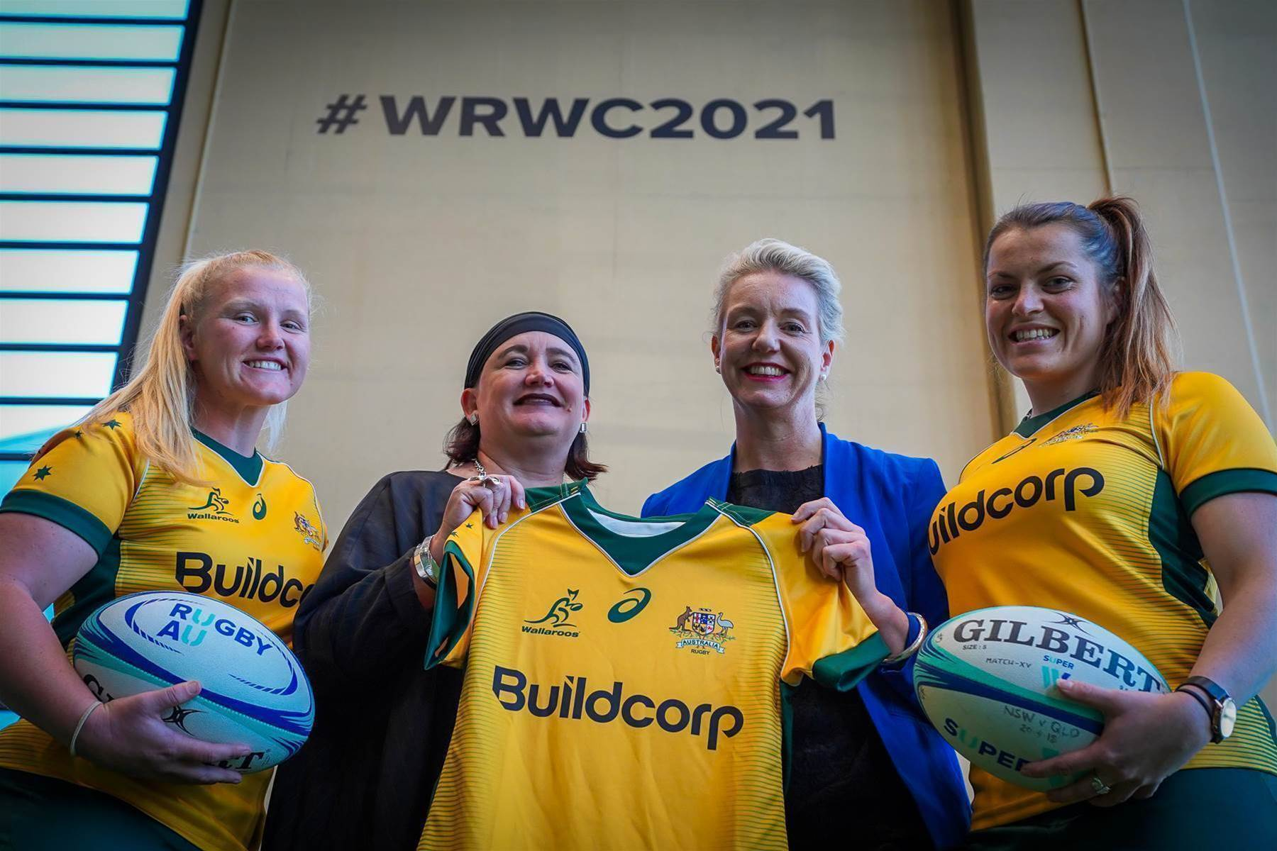 Australian Government throws support behind Rugby WC bid