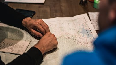 The forgotten art of map reading