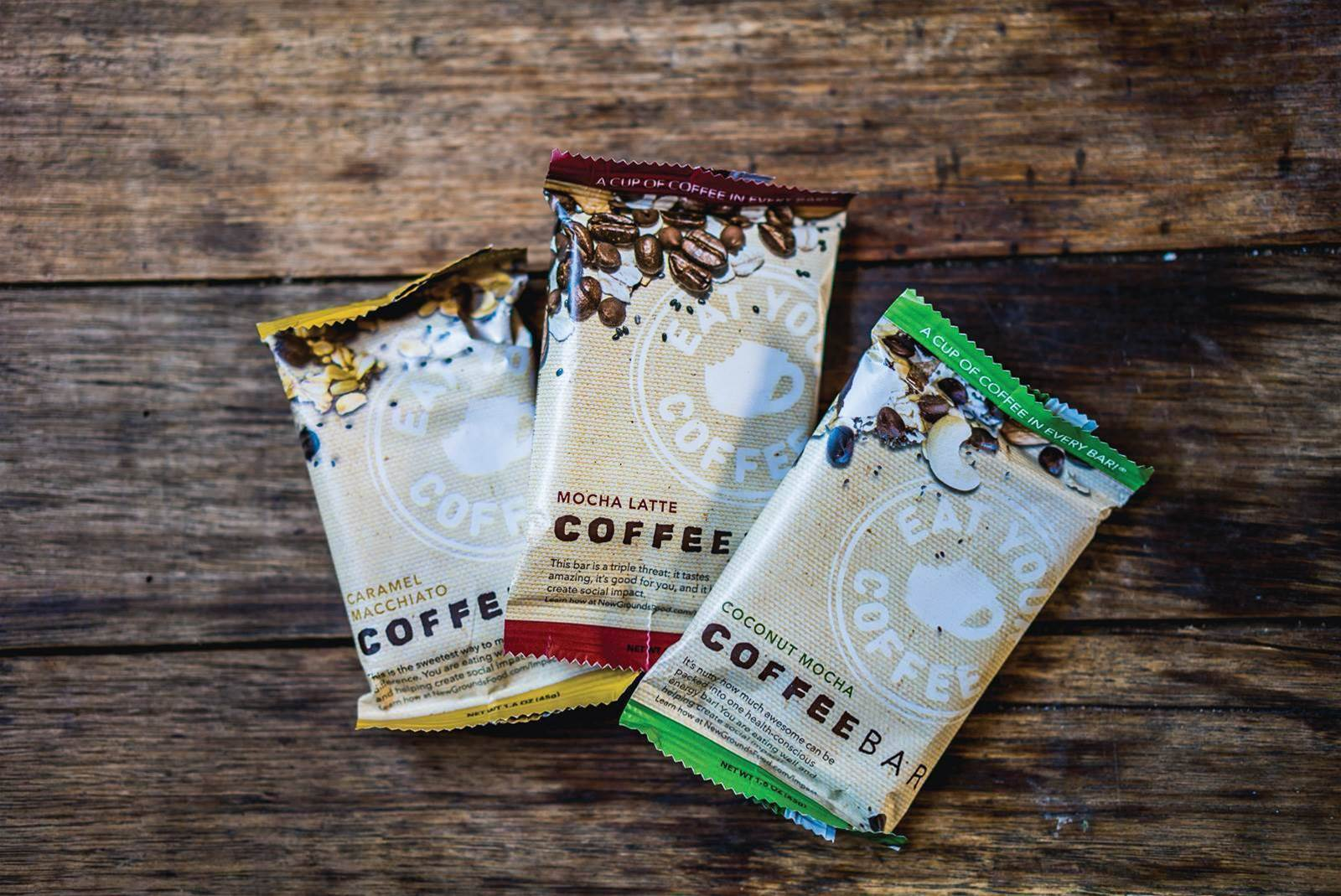 TESTED: Coffee Bars