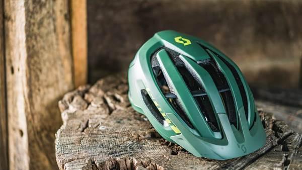 TESTED: Scott Fuga plus helmet