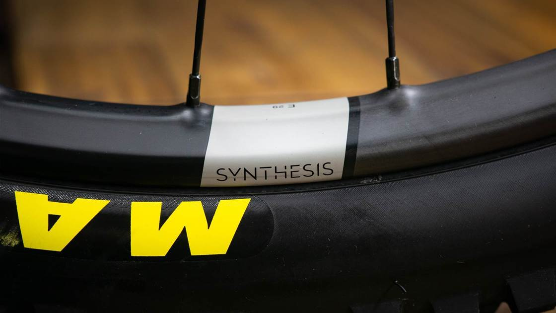 FIRST LOOK: Crank Brothers Synthesis Wheels