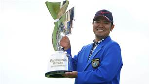 Panasonic Open: Muto clinches maiden Tour title