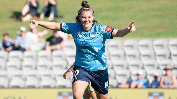 Savannah strikes twice for Sydney