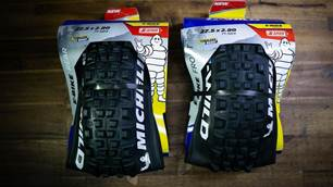 TESTED: Michelin E-Wild tyres