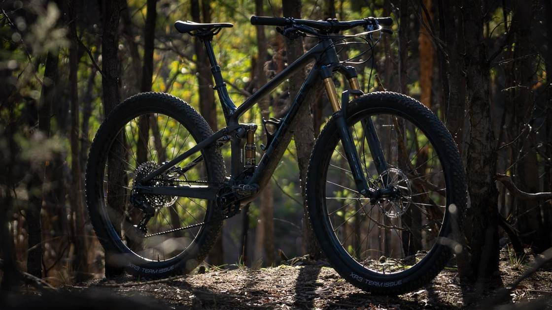 FIRST LOOK: 2020 Trek Top Fuel 9.9