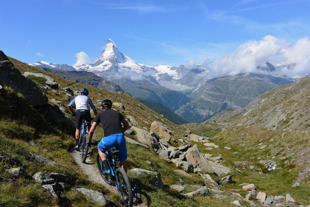 Win a dream trip for two to Switzerland