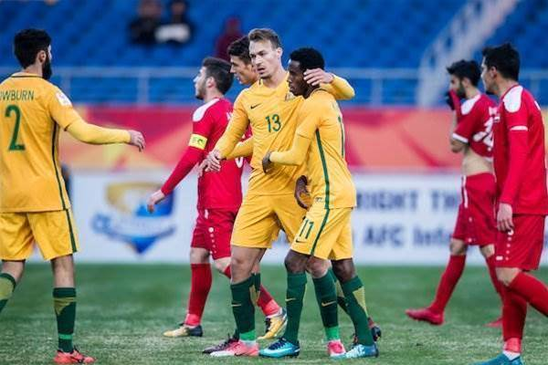 Australia crash out of AFC U23s
