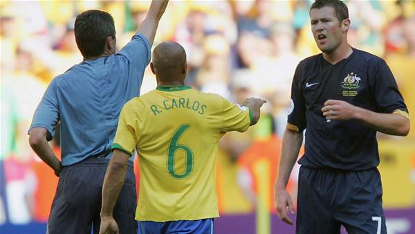 Would you have refused Roberto Carlos' World Cup jersey?