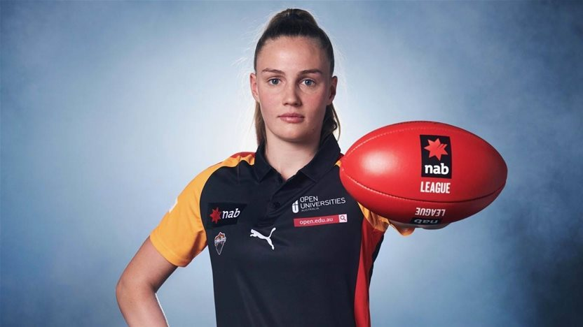 Pocket Profile: AFLW hopeful Molly McDonald