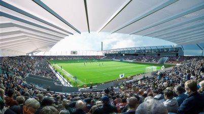 Team 11 confident of funding $170m stadium