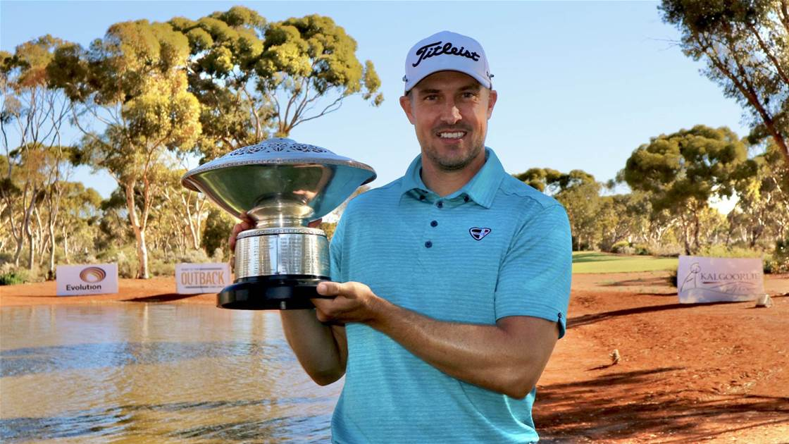 WA PGA champion Beck breaks 11-year title drought