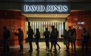 David Jones transforms customer service to meet online growth