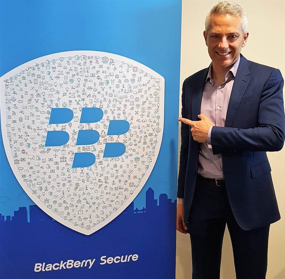 BlackBerry Australia gets new boss and channel chief