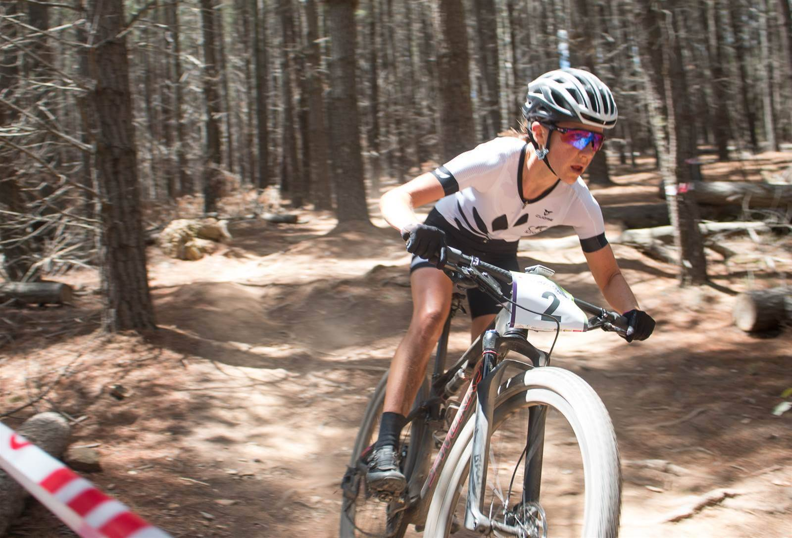 Ivory and Sheppard lead the National XCO Series