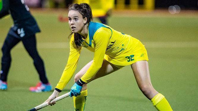 Hockeyroos into Tri Nations Final