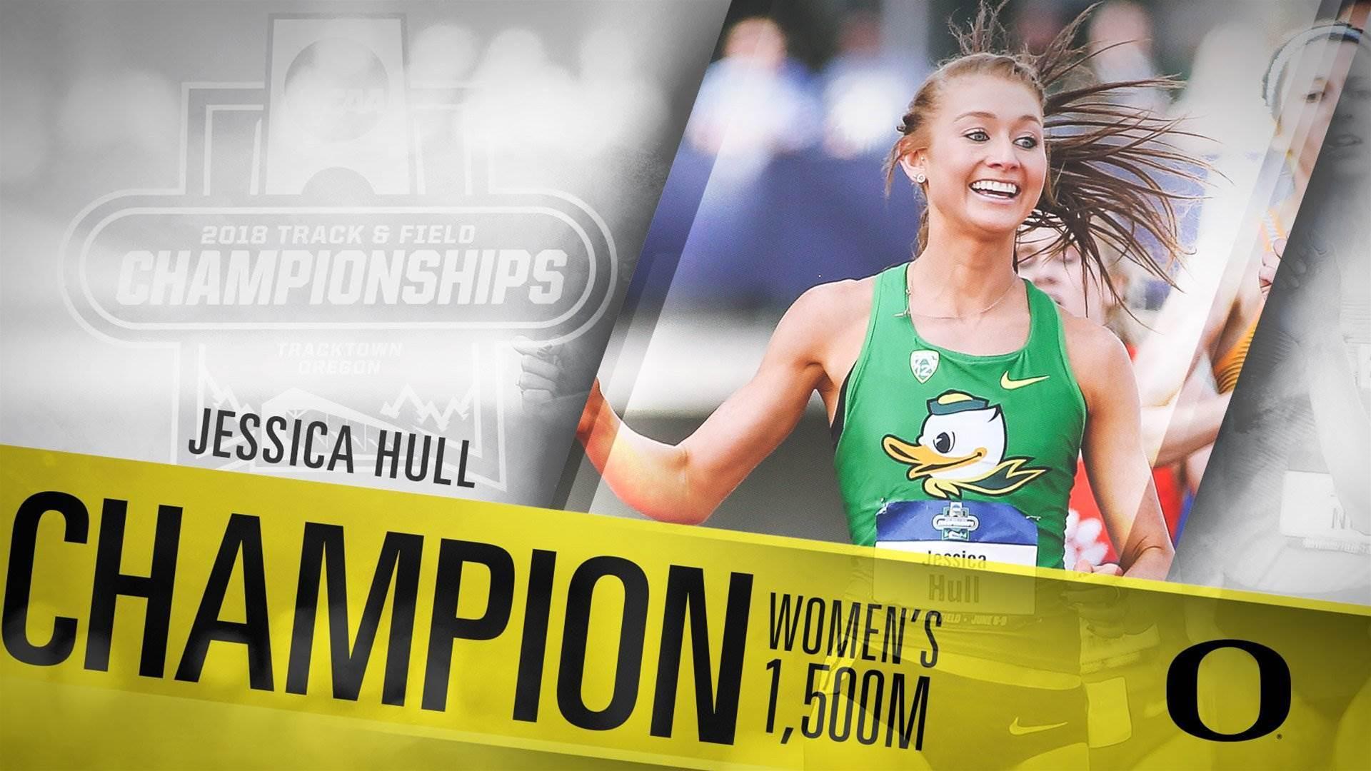 Hull becomes a NCAA National Champion