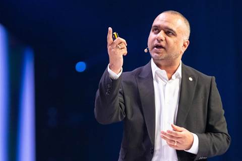Nutanix's Dheeraj Pandey: 'A furlough is reversible, a layoff is not'