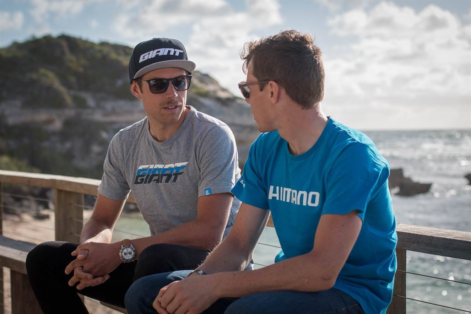Aussies take on Cape Epic