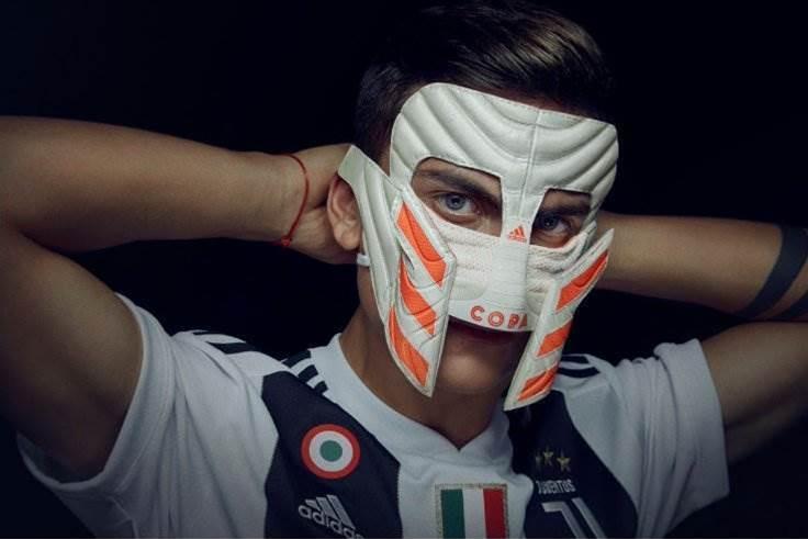Dybala 'Gladiator' celebration honoured by unusual Adidas release
