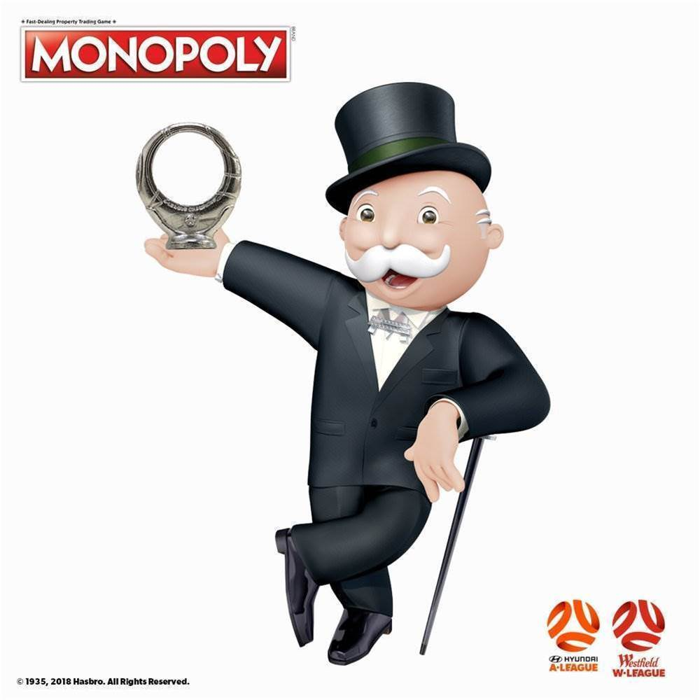 'Does anyone actually want this?' A-League launch Monopoly