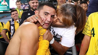 One Socceroo great's passionate Mother's Day tribute