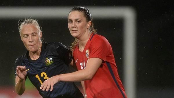 Norway back for Matildas