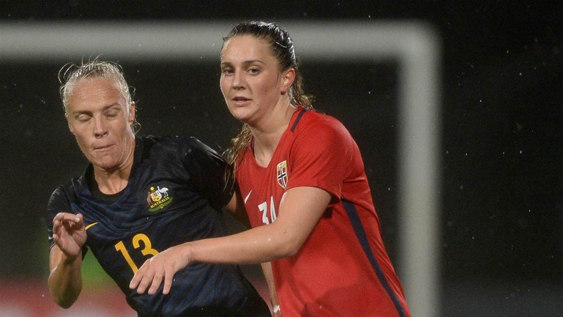 Norway back for Matildas