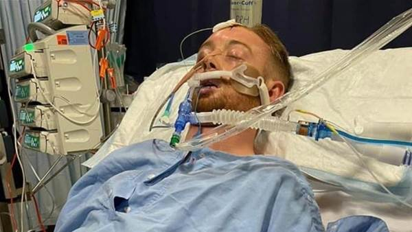 English footballer in coma after Perth attack