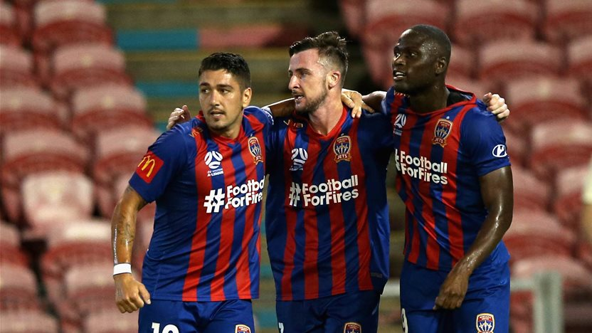 Newcastle Jets a 'privilege' light at the end of the A-League's tunnel