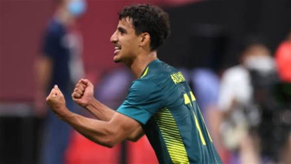 Socceroos coach: I'm just trying to get Arzani back on track