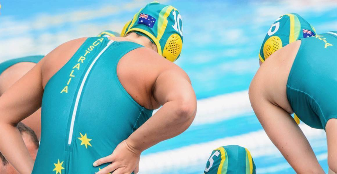 Water Polo: Aussie Stingers