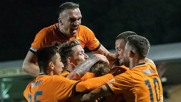 Fowler's Roar tame A-League champs