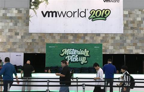 VMware bets big on Kubernetes at VMworld