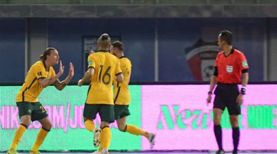 Hrustic's star on rise as Roos beat Kuwait