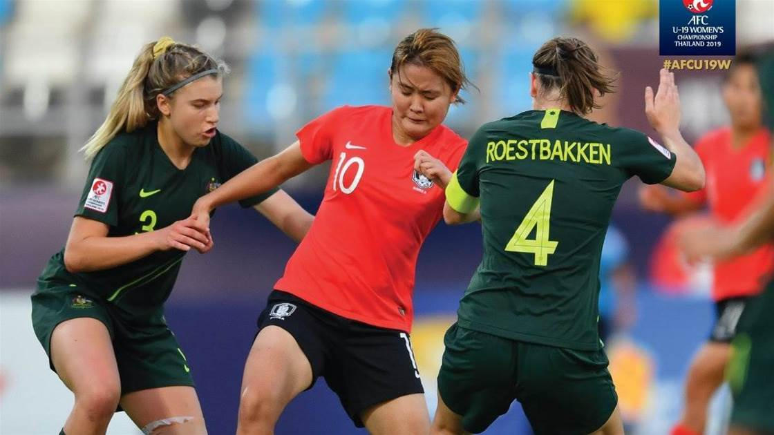 3 Things We Learned: Young Matildas v South Korea