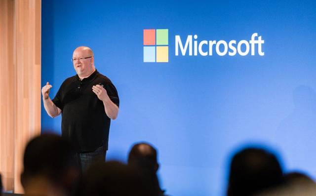 Microsoft CTO Kevin Scott's top WFH tips and tech trends
