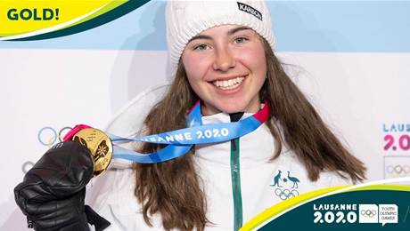 Australia wins first ever gold at Youth Winter Olympics