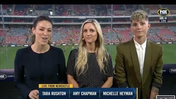 Australia set for Women's Football TV Show