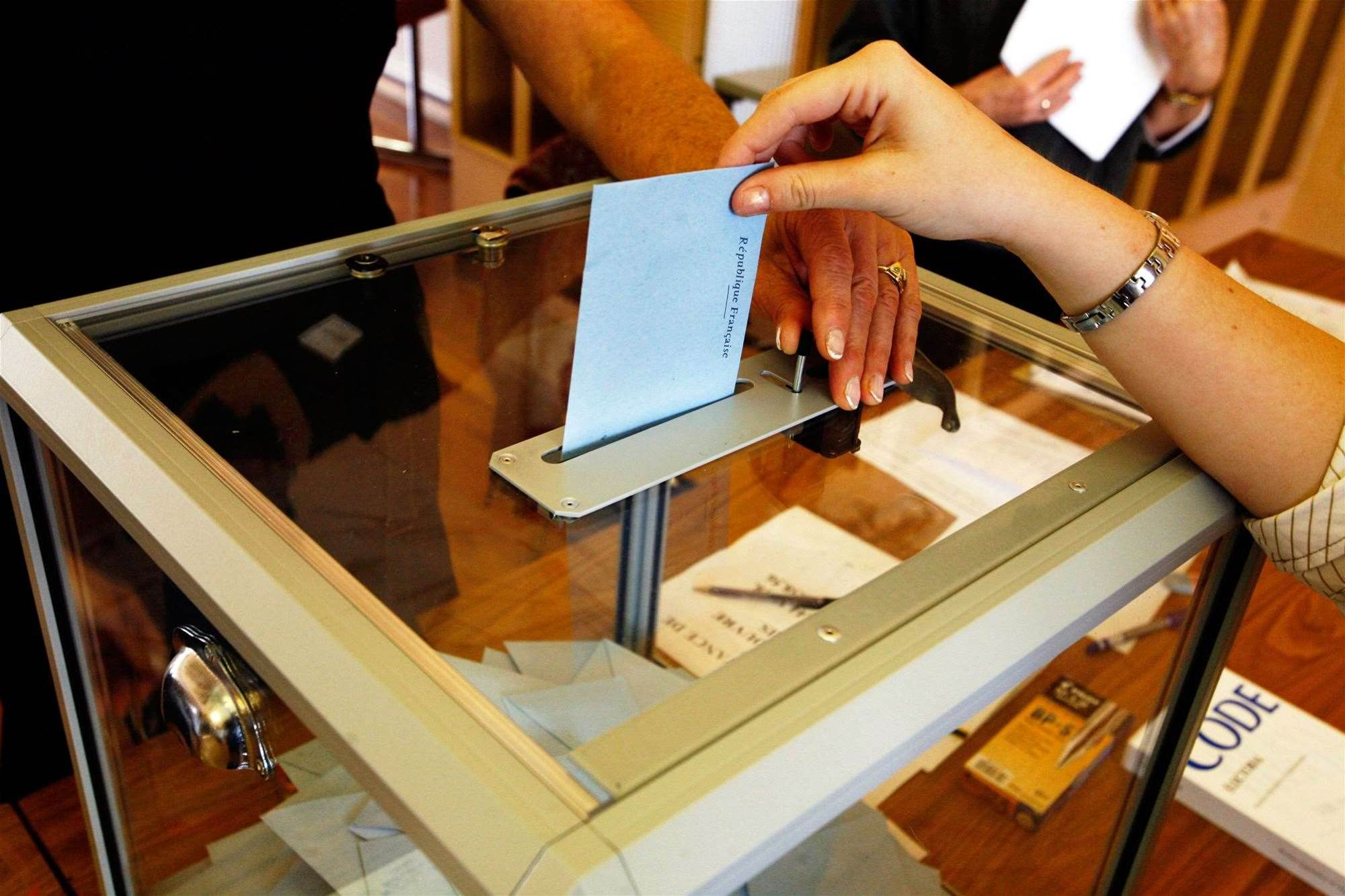 AEC cops flak for senate vote count system