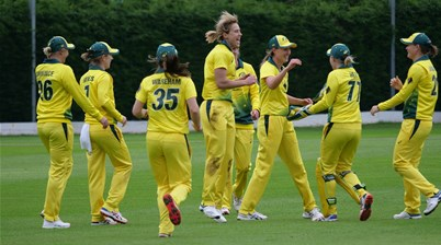 Aussies batters warning shot ahead of Ashes